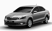 Skoda Rapid Brilliant Silver
