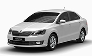 Skoda Rapid Candy White