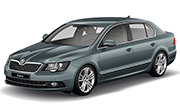 Skoda Superb Amethyst Royal