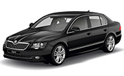 Skoda Superb Magic Black