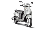 New Access 125 Metallic Sonic Silver