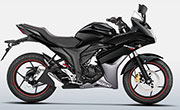 Suzuki Gixxer SF Glass Sparkle Black