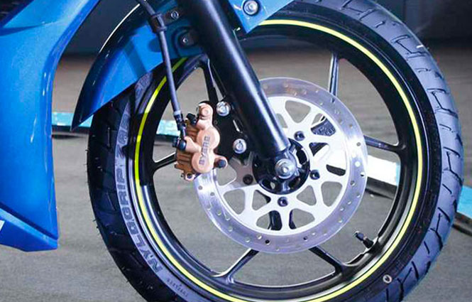 Safety Suzuki Gixxer SF