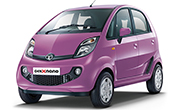Tata Nano Persian Rose