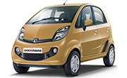 Tata Nano Royal Gold