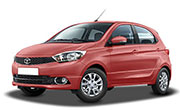 Tata Tiago Berry Red