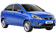 Tata Zest Buzz Blue