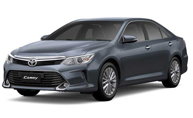 Toyota Camry In India Features Reviews Amp Specifications