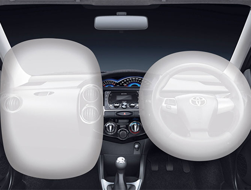 Toyota Etios Cross Safety