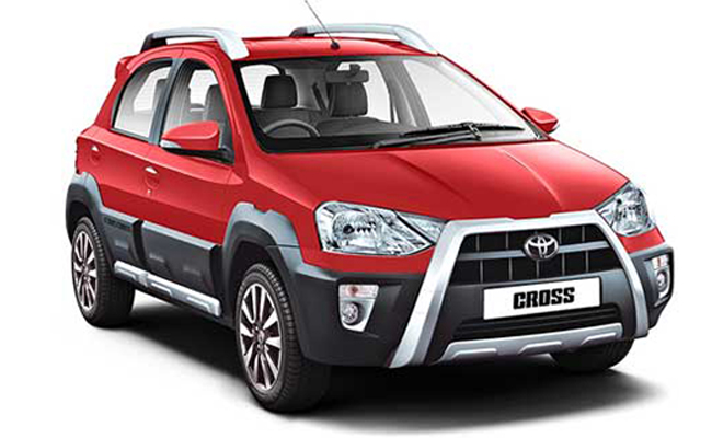 Toyota Etios Cross In India Features Reviews