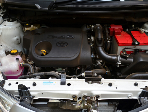 Toyota Etios Platinum Engine