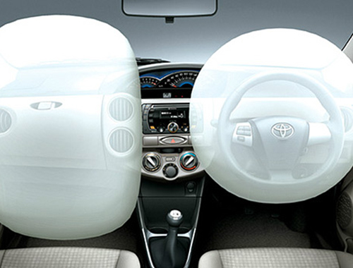 Toyota Etios Platinum Safety