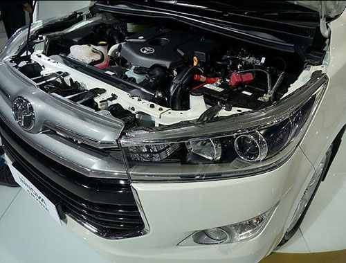 Toyota Innova Crysta Engine