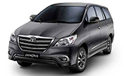 Toyota Innova Grey Metallic