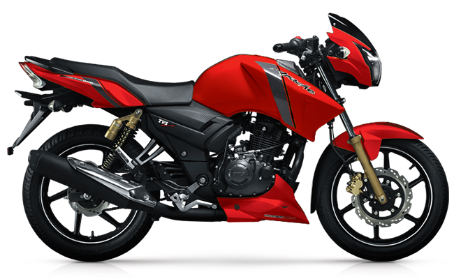 New 2016 2017 Tvs Apache Rtr 160 Coulers | 2017 - 2018 Cars Reviews