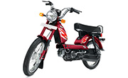 TVS  XL Super red