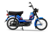 TVS  XL Super Blue