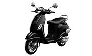 Vespa VXL 150 Matt Black