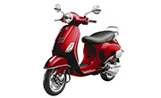 Vespa VXL 150 Red
