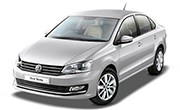 Volkswagen Ameo Candy White