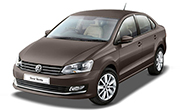 Volkswagen Ameo Toffee Brown
