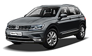 Volkswagen Tiguan Indium Grey Metallic