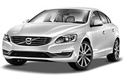 Volvo S60 Crystal White Pearl Metallic