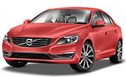 Volvo S60 Passion Red Solid