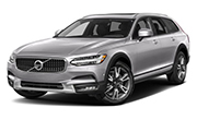 Volvo V90 Cross Country Bright Silver Metallic