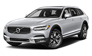 Volvo V90 Cross Country Bright Ice White