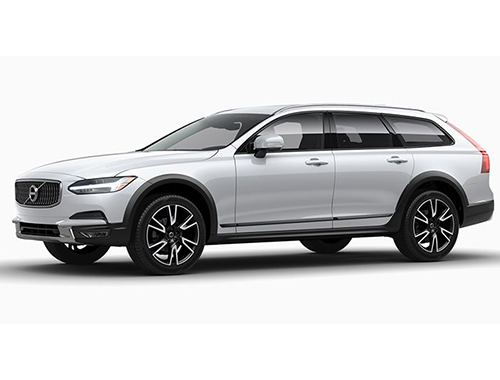 Volvo V90 Cross Country Exteriors