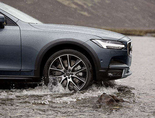 Volvo V90 Cross Country Safety
