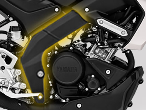 Yamaha MT-15 Engine
