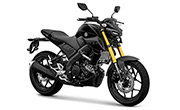 Yamaha MT 15 Metallic Black