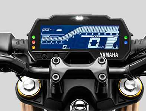 Yamaha MT-15 Technology