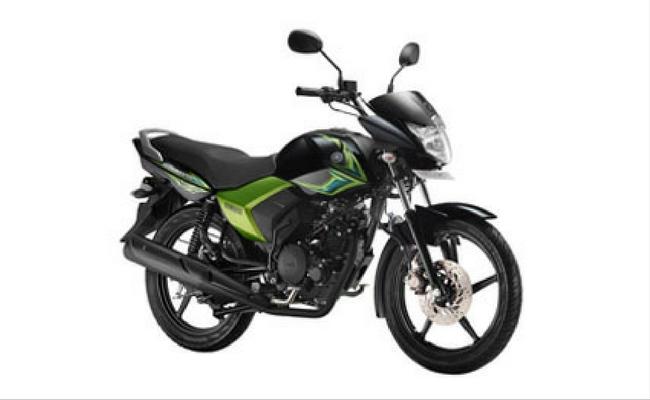 Yamaha saluto 125 latest price full specs colors for Yamaha r3 mpg