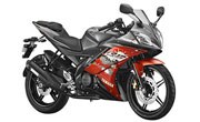 Yamaha YZF R15 Adrenaline Red