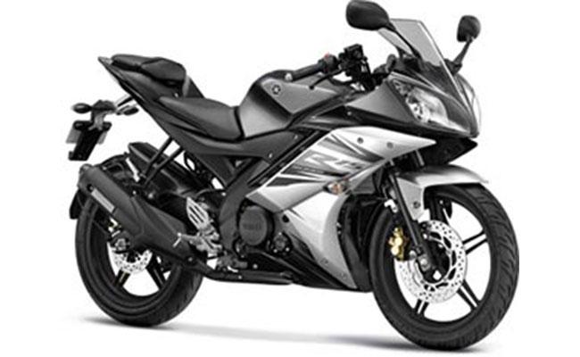 Yamaha Yzf R15 Invincible Black