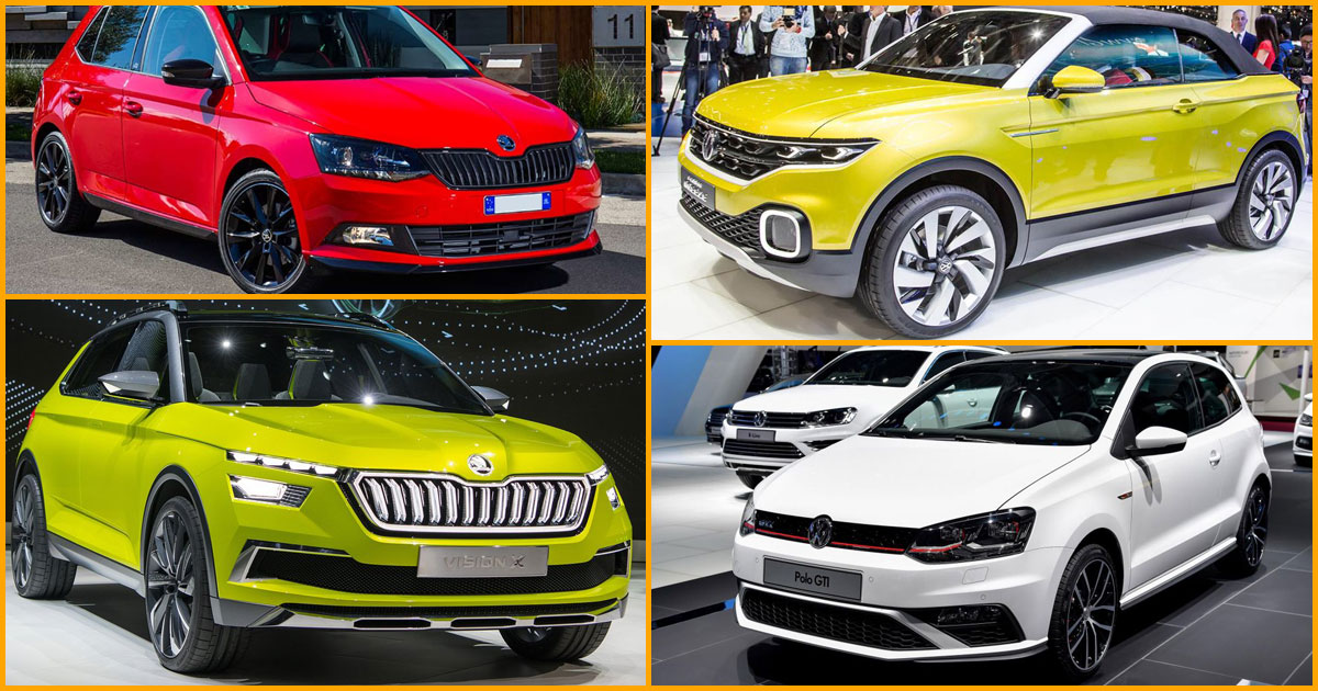 Skoda Motors India Comeback Backed By VW's 1 Billion Euro Investment