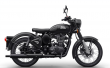 Royal Enfield Classic 500 Stealth Black pictures