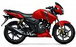 TVS Apache RTR 160 Red