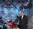 First Remote Bike of India from Mahindra