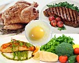 Best Protein Rich Diet for Building Tone Muscles