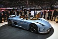 Koenigsegg Regera Arrives at Geneva Show
