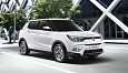 SsangYong Tivoli Imported to India for Research Purpose