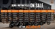 Demo Harley Davidson Bikes on Sale at Discounted Price in Mumbai
