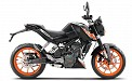 KTM Duke 200 ABS pictures