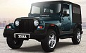 Mahindra Thar 700 CRDe ABS pictures