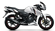 TVS Apache RTR 160 Rear Disc