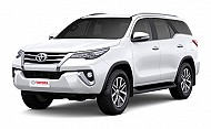 Toyota Fortuner 2.8 4WD AT